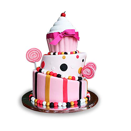 JUMBO CAKE FIESTA PASTEL